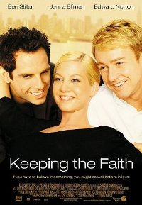Más que amigos (Keeping the faith)