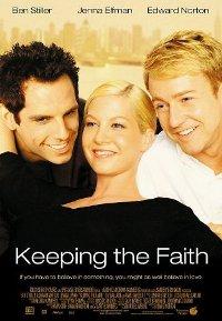 Más que amigos (Keeping the faith)