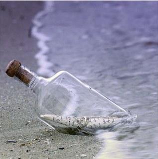 Mensaje en una botella (Message in a bottle)